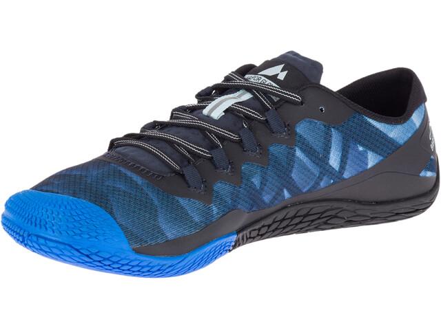 Merrell M's Vapor Glove 3 Shoes Blue Sport